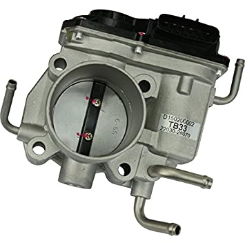 Brand New Throttle Body Assembly For 2006-2010 Toyota Scion 2 4L 2AZFE Oem  Fit TB33 22030-28070