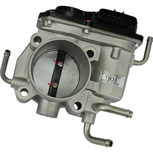 Brand New Throttle Body Assembly For 2006-2010 Toyota Scion 2.4L 2AZFE Oem Fit TB33 22030-28070