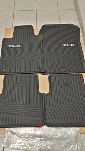 Amazoncom Acura Genuine PTZA Floor Mat Automotive - 2018 acura tl floor mats