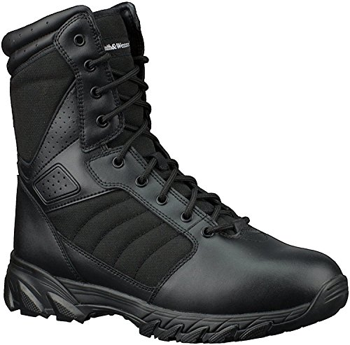 Smith & Wesson Men's Breach 2.0 Tactical Boots, Black, 10