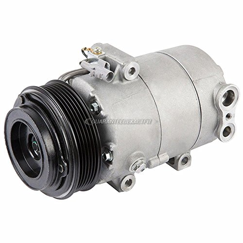 AC Compressor & A/C Clutch For Pontiac Vibe 2003 2004 2005 2006 2007 2008 - BuyAutoParts 60-00990NA NEW