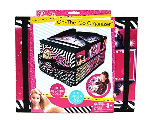 Barbie On The Go Storage Organizer Desk