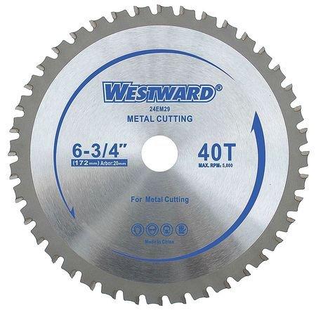 Circular Saw Blade 6-3/4 Dia 40T