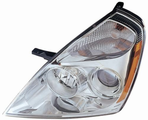 KIA Sedona Replacement Headlight Assembly - Driver Side