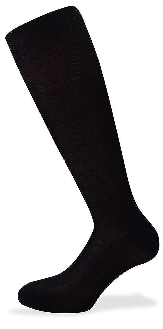 6 paia calze LUNGHE NAVIGARE - FILO DI SCOZIA rimaglio comfort - colori assortiti - taglia 11 e mezzo 12 scarpa 42-44 - made in Italy