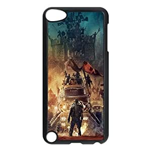 iPod Touch 5 Case Black am15 poster mad max furyroad art illust LSO7794064