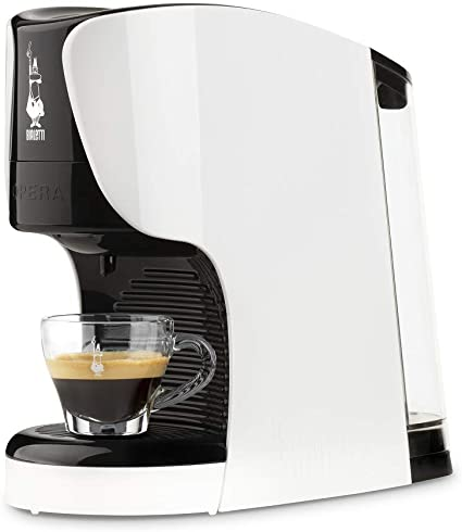 Macchina Caffe Capsule Bialetti Espresso 1 Tazza Ocra Opera
