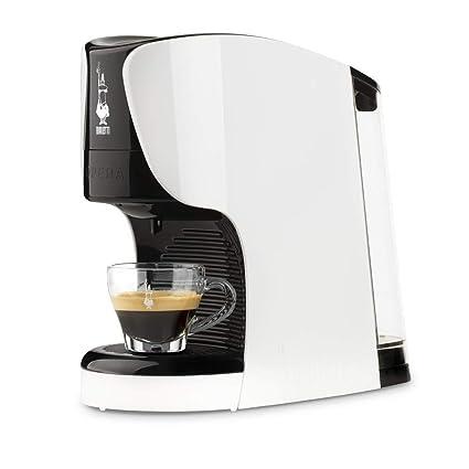 Bialetti Opera Macchina Da Caffe Espresso Per Capsule In Alluminio Sistema Bialetti Il Caffe D Italia Bianca