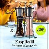 Willow & Everett Stainless Steel Salt and Pepper