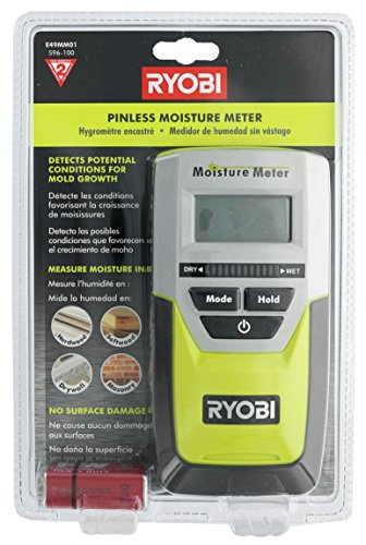 Ryobi E49MM01 Pinless Moisture Meter