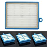 Yolopay - 1pc H12 HEPA Filter Replacement For EFH12W AEF12W FC8031 EL012W Vacuum Cleaner Home Cleaning Tools Parts