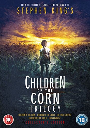 Children of the Corn Trilogy - Collectors Edition DVD Reino ...