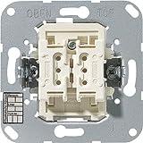 JUNG 4072.02led KNX Button Bus 2voies–Position Centrale