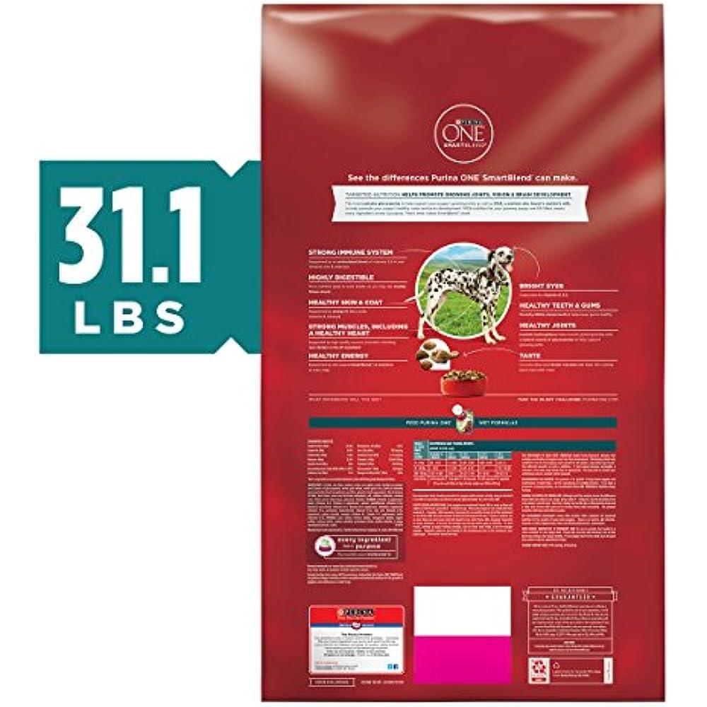 Purina ONE Dry Natural Large Breed Puppy Food, SmartBlend Formula - 31.1 Lb. Bag | eBay