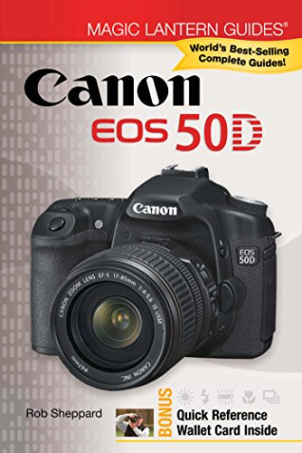 Magic Lantern Guides®: Canon EOS 50D (Canon Magic Lantern)