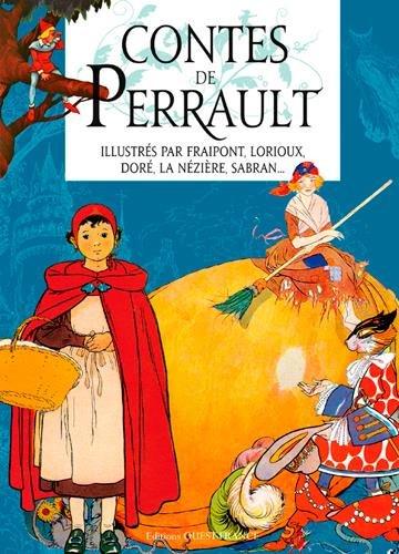 Perrault, Contes Illustres par... .