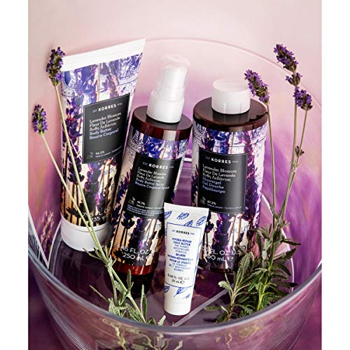 Korres 4-piece Lavender Blossom Age-Defying Set Retail value: $107.00