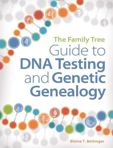 Price comparison product image The Family Tree Guide to DNA Testing and Genetic Genealogy
