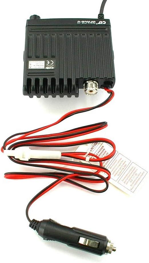 Radio Cb Vhf Crt Space V 136 174 Mhz Pc Programmable Navigation Car Hifi