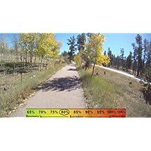 Centennial Trail Bike Path (indoor cycling base building)