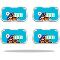 Skin For DJI Phantom 3 Drone Battery (4 pack) – Deadhead | MightySkins Protective, Durable, and Unique Vinyl Decal wrap cover | Easy To Apply, Remove, and Change Styles | Made in the USA