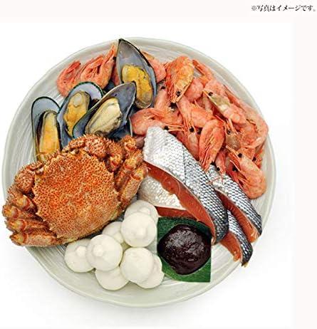 北海 海鮮 かに 鍋