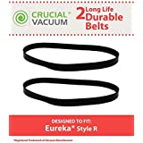 - 	 Eureka R Style Belt 2-Pack for 4800 SmartVac Series - Compare to Part #61110, 61110B