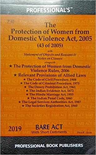 Buy 2019 Edition - The Protection of Women From Domestic
