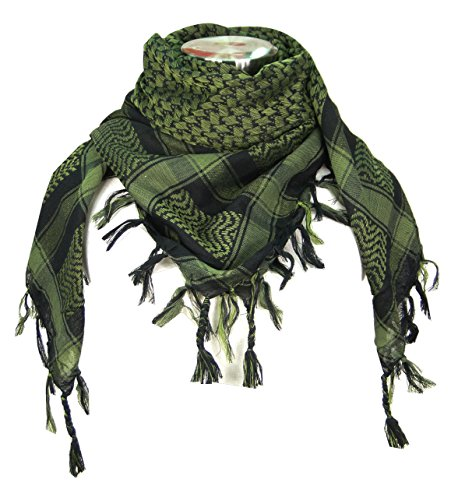 Premium Shemagh Head Neck Scarf - -