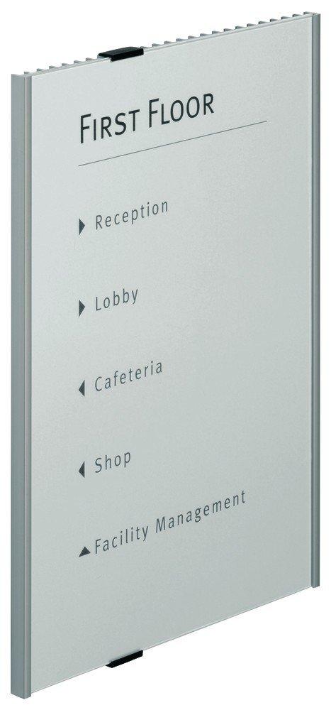 Durable Info Sign Porte de plaque 420 x 297 mm Format A3