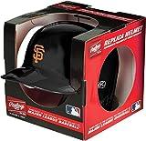 MLB San Francisco Giants Mini Replica Helmet, Black