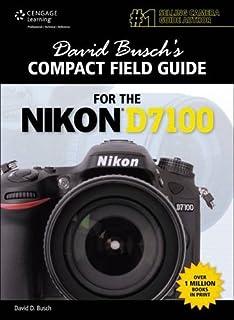 Amazon david buschs nikon d7100 guide to digital slr david buschs compact field guide for the nikon d7100 david buschs digital photography fandeluxe Gallery