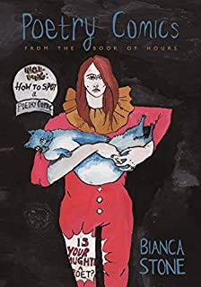 Book Cover: Poetry Comics from the Book of Hours