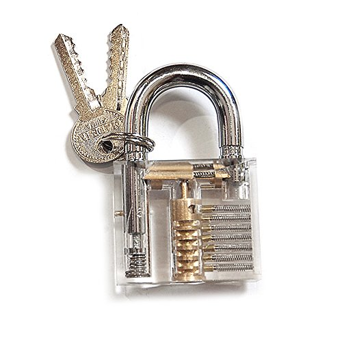 KINGLAKE Professional Padlocks Locksmith Beginners product image