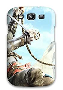 Tough Galaxy Case Cover/ Case For Galaxy S3(assassin's Creed Iv) 2395754K31832129
