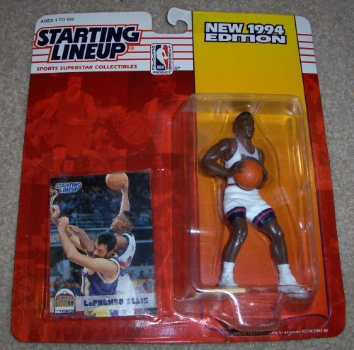 Starting Lineup 1994 LaPhonso Ellis NBA Figure
