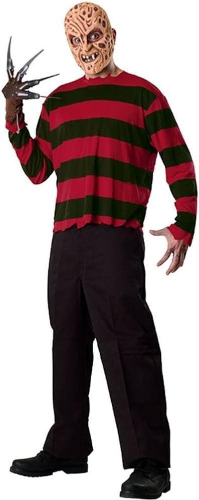 Generique - Disfraz de Freddy Krueger para Hombre M: Amazon.es ...