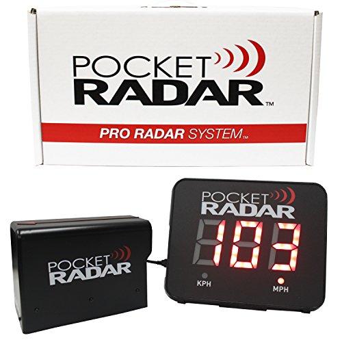 Pro Radar System with Smart Display from Pocket Radar by Pocket Radar