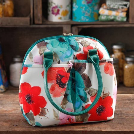the-pioneer-woman-insulated-lunch-tote-bag-with-matching-hydration-water-bottle-bloom-dot