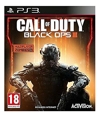 Call of Duty Black Ops 3 III PS3 Sony PlayStation 3 Brand New Sealed