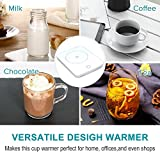 Misby Coffee Warmer for Desk Cup Warmer with