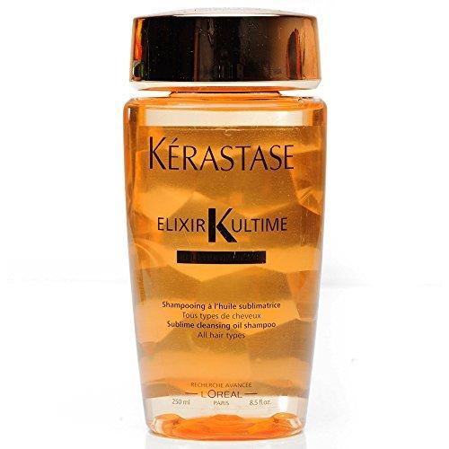 Kerastase Elixir Ultime Bain Hair Shampoo, 8.5 -