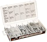 Performance Tool W5200 Tool, 200 Pc Springs, Silver