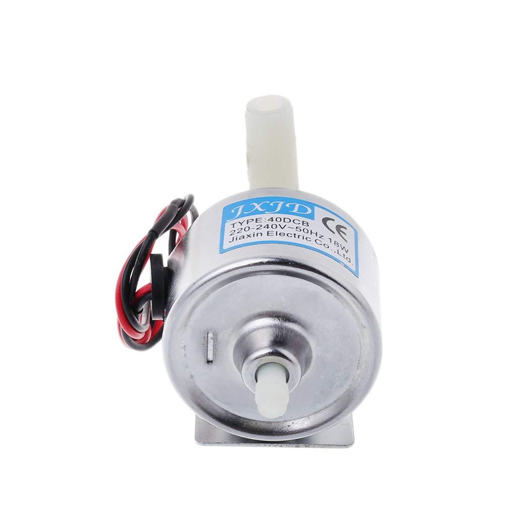 JunYe Bomba de Aceite del Humo de la Niebla de 40DCB 18W para los Accesorios 220-240V de la m/áquina del Humo de la Etapa 900W