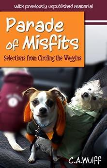 Parade of Misfits by [Wulff, Cayr Ariel]