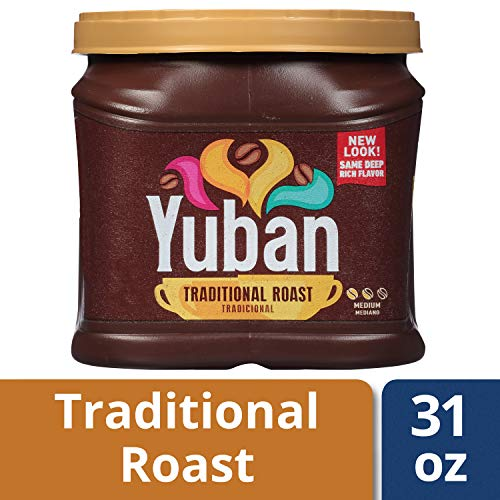 Photo of Yuban Traditional Medium Roast Ground Coffee (31 Oz Canister) – Best Chili Recipe