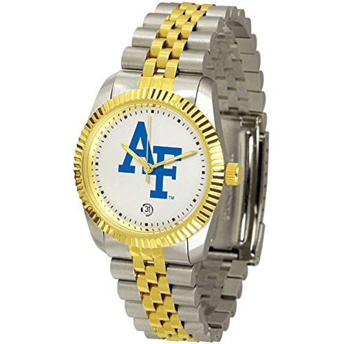 Executive Falcons Mens Watch (Air Force Falcons Suntime Mens Executive Watch - NCAA College Athletics)