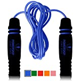 Best Skipping Ropes - PowerSkip Jump Rope with Memory Foam Handles Review