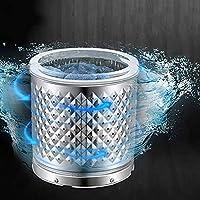 PLEASUR Mini Lavadora Secadora doméstica Lavadora compacta 2.2 kg ...