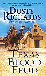 Texas Blood Feud (Byrnes Family Ranch series Book 1)